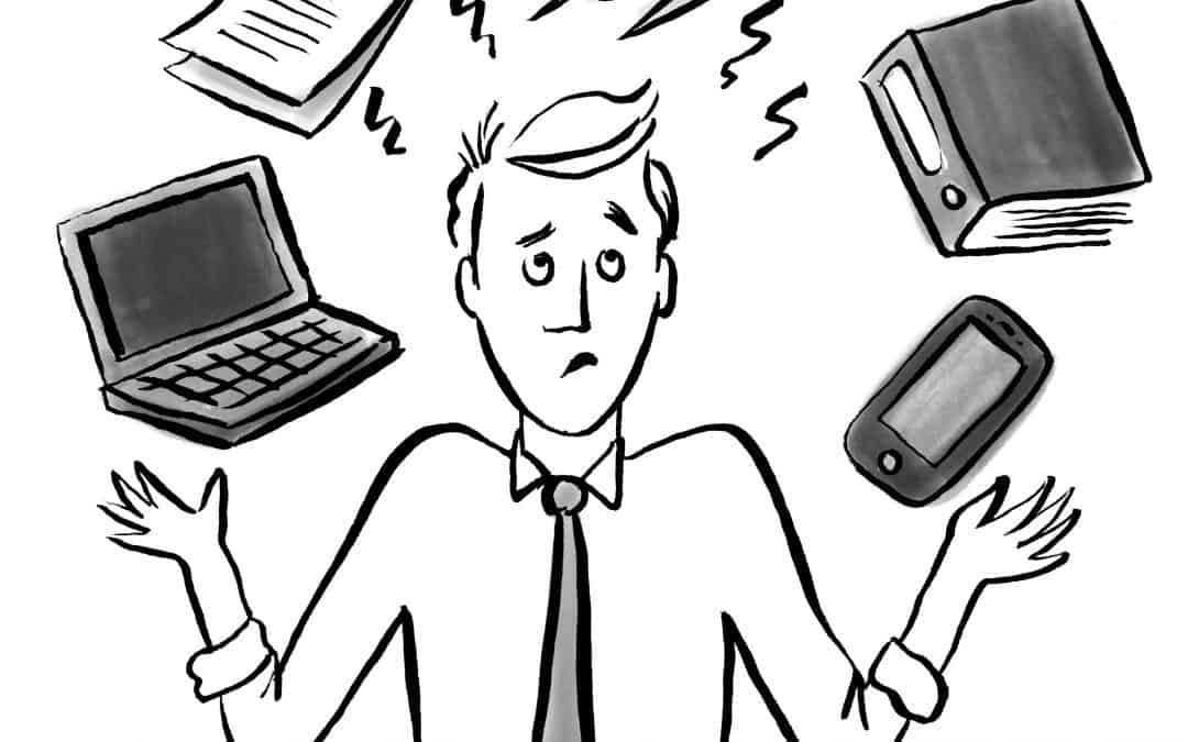 Die Strategie der Achtsamkeit: Selbstführung – eine Leseprobe
